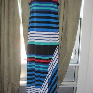 Calvin Klein Maxi Dress Size 12 Tank Top Style
